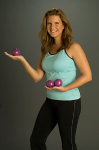 Heather Wolf of JuggleFit Photo 2