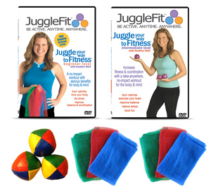 Learn to Juggle Family Pack