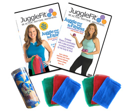JuggleFit Beginner DVD